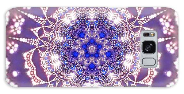 Galaxy Case featuring the digital art Jyoti Ahau 22 by Robert Thalmeier