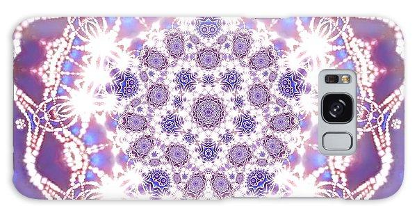 Galaxy Case featuring the digital art Jyoti Ahau 23 by Robert Thalmeier