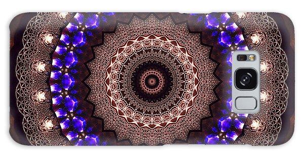 Galaxy Case featuring the digital art Jyoti Ahau 38 by Robert Thalmeier