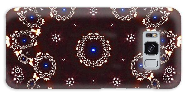 Galaxy Case featuring the digital art Jyoti Ahau 41 by Robert Thalmeier
