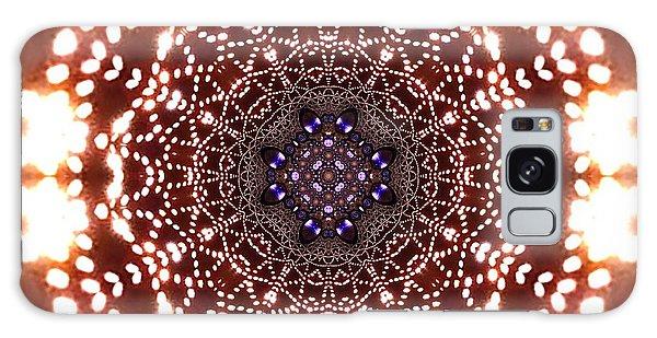 Galaxy Case featuring the digital art Jyoti Ahau 46 by Robert Thalmeier