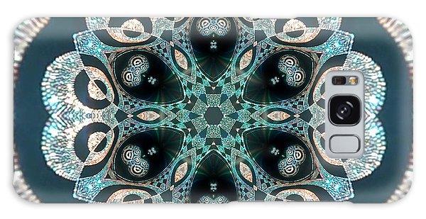 Galaxy Case featuring the digital art Jyoti Ahau 50 by Robert Thalmeier