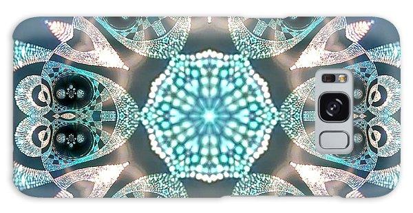 Galaxy Case featuring the digital art Jyoti Ahau 59 by Robert Thalmeier