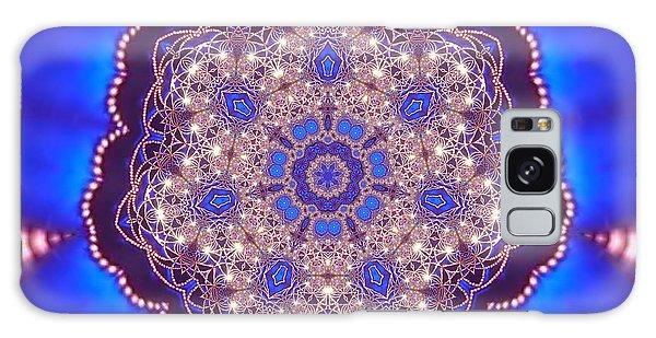 Galaxy Case featuring the digital art Jyoti Ahau 8 by Robert Thalmeier