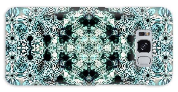 Galaxy Case featuring the digital art Jyoti Ahau 996 by Robert Thalmeier