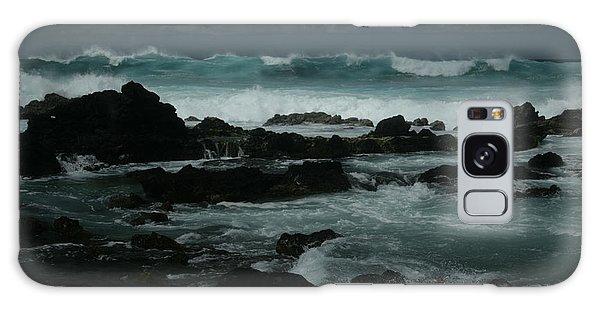 Ka Makani Kaiili Aloha Hookipa Maui Hawaii  Galaxy Case