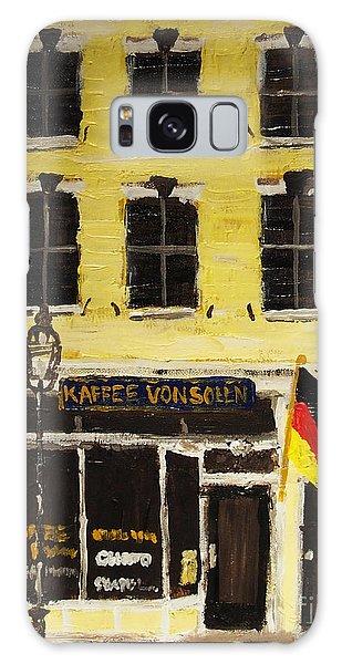 Kaffee Vonsolln Galaxy Case