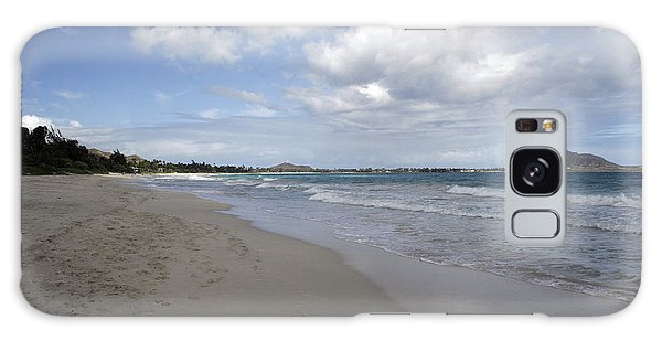 Kailua Beach, Oahu Galaxy Case
