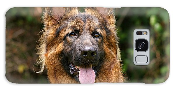 Kaiser - German Shepherd Galaxy Case