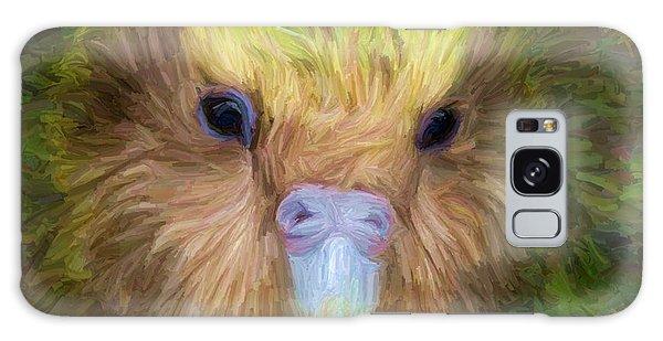 Kakapo Galaxy Case