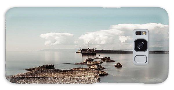 Kalamata Port / Greece Galaxy Case