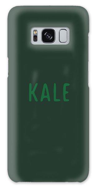 Kale Galaxy Case