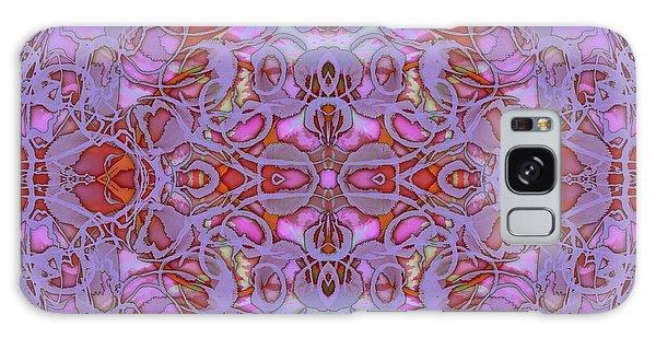 Kaleid Abstract Focus Galaxy Case