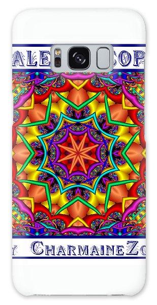 Kaleidoscope 2 Galaxy Case by Charmaine Zoe