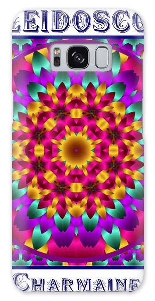 Kaleidoscope 3 Galaxy Case by Charmaine Zoe
