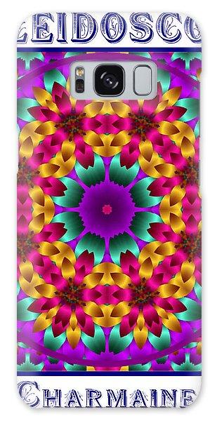 Kaleidoscope 4 Galaxy Case by Charmaine Zoe
