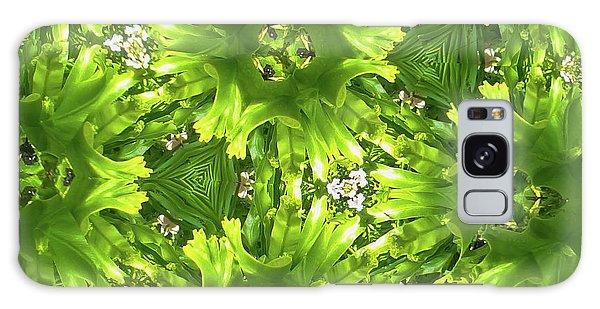 Kaleidoscope Flower Galaxy Case