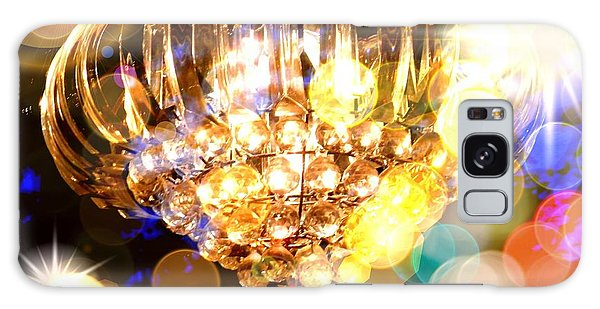 Kaleidoscope Of Light Galaxy Case