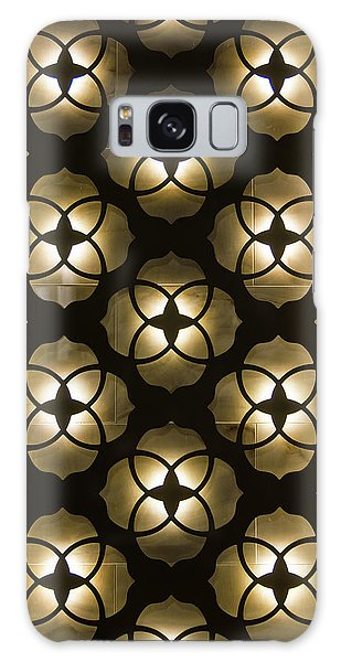 Kaleidoscope Wall Galaxy Case by April Reppucci
