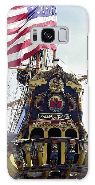 Kalmar Nyckel Tall Ship Galaxy Case by Sally Weigand