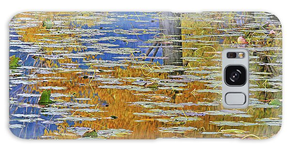 Oyama Galaxy Case - Kaloya Pond Autumn by Darrel Giesbrecht