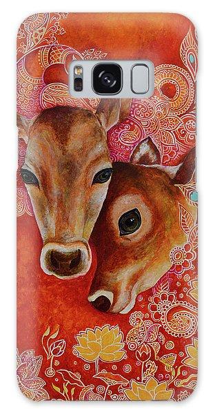Madhubani Galaxy Case - Kamali by Gaura Aggarwal