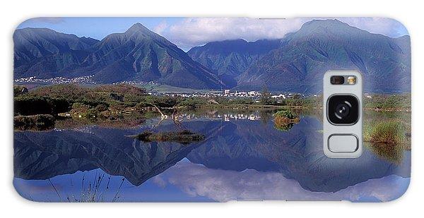 Kanaha Pond Maui Galaxy Case