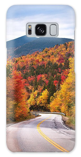 Kancamagus Highway Galaxy Case