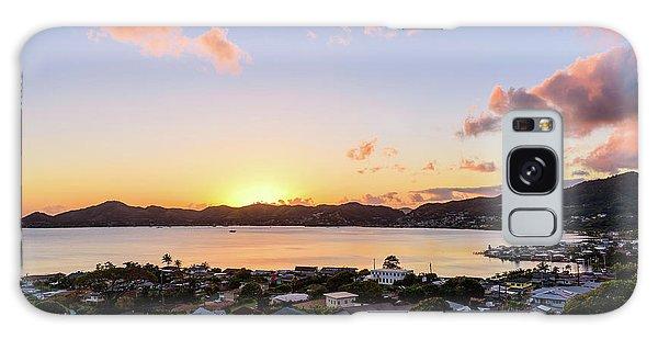 Kaneohe Bay Sunrise 1 Galaxy Case