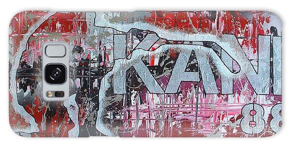 Kaner 88 Galaxy Case by Melissa Goodrich