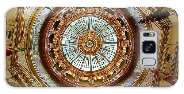 Kansas Dome Galaxy Case