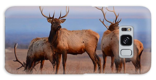 Kansas Elk 2 Galaxy Case