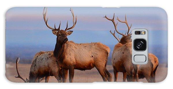 Kansas Elk 2 Galaxy Case
