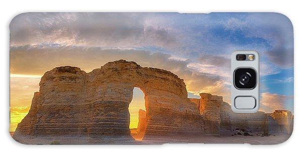 Kansas Gold Galaxy Case by Darren White