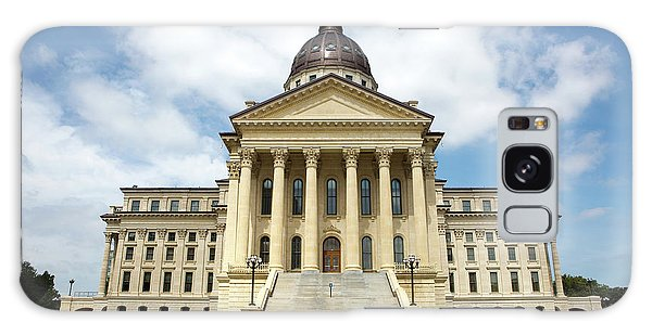 Kansas State Capitol Building Galaxy Case