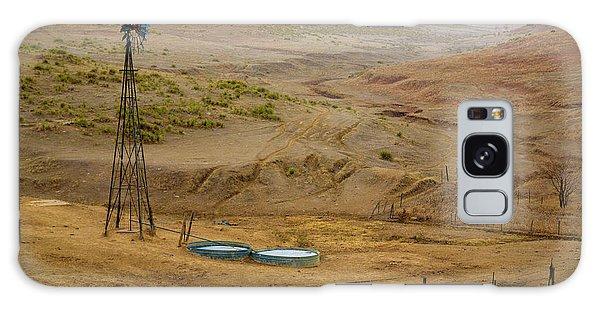 Kansas Watering Hole Galaxy Case
