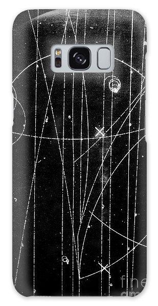 Kaon Proton Collision Galaxy Case