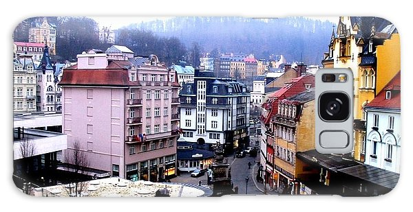 Galaxy Case featuring the photograph Karlovy Vary Cz by Michelle Dallocchio