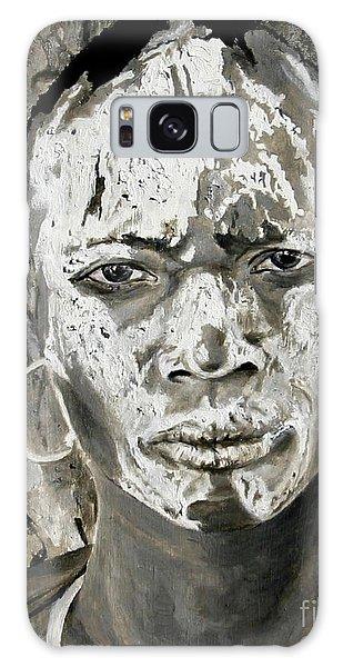 Karo Man Galaxy Case by Enzie Shahmiri