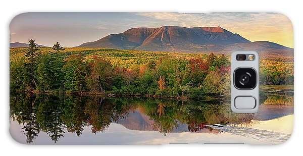 Hundred Galaxy Case - Katahdin At Sunset by Rick Berk