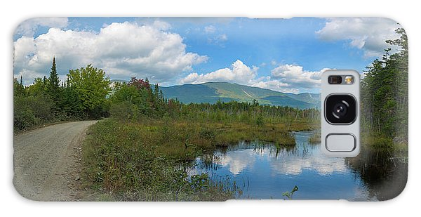 Katahdin In The Clouds Galaxy Case