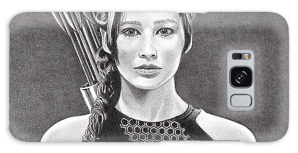 Katniss Galaxy Case