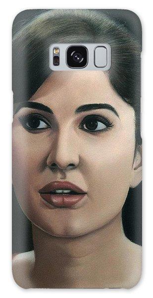Katrina Kaif Galaxy Case by Vishvesh Tadsare