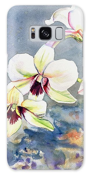 Kauai Orchid Festival Galaxy Case