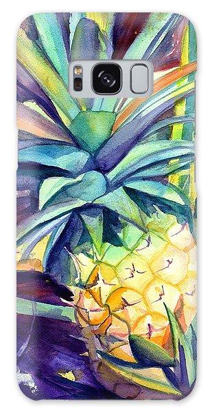 Kauai Pineapple 4 Galaxy Case
