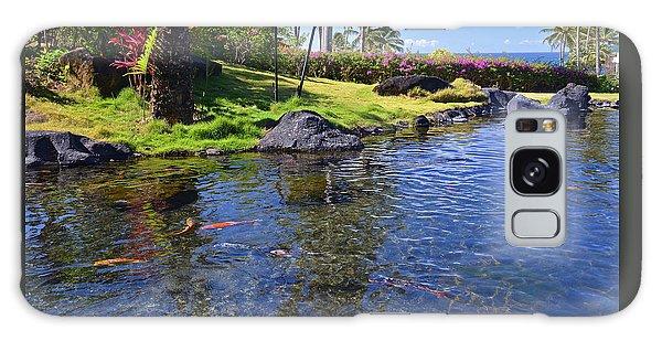 Kauai Serenity Galaxy Case