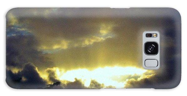 Kaua'i Sunset Galaxy Case