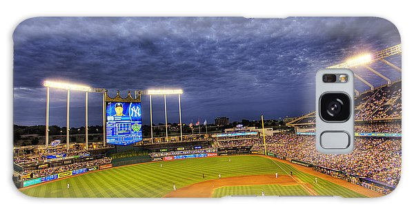 Kauffman Stadium Twilight Galaxy Case