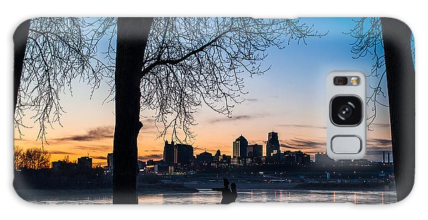 Kaw Point Park Galaxy Case