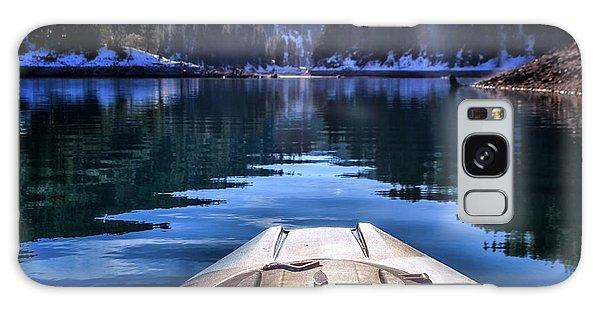 Kayaking In Mccloud Galaxy Case